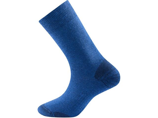 Devold Multi Heavy Sokken Heren, blauw